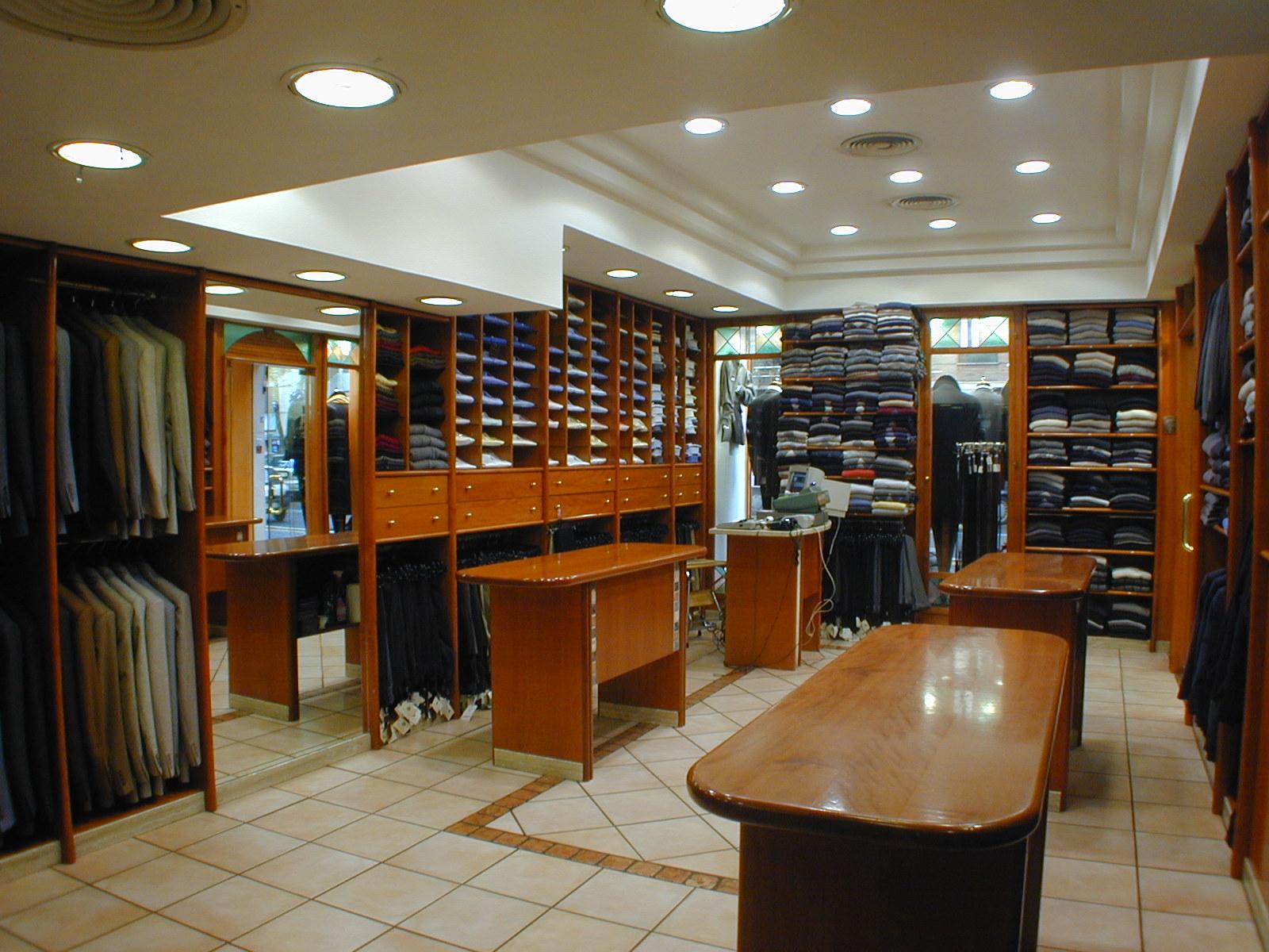 Arredamento Negozi In Legno : Shop19 componibile negozio 2987ek03