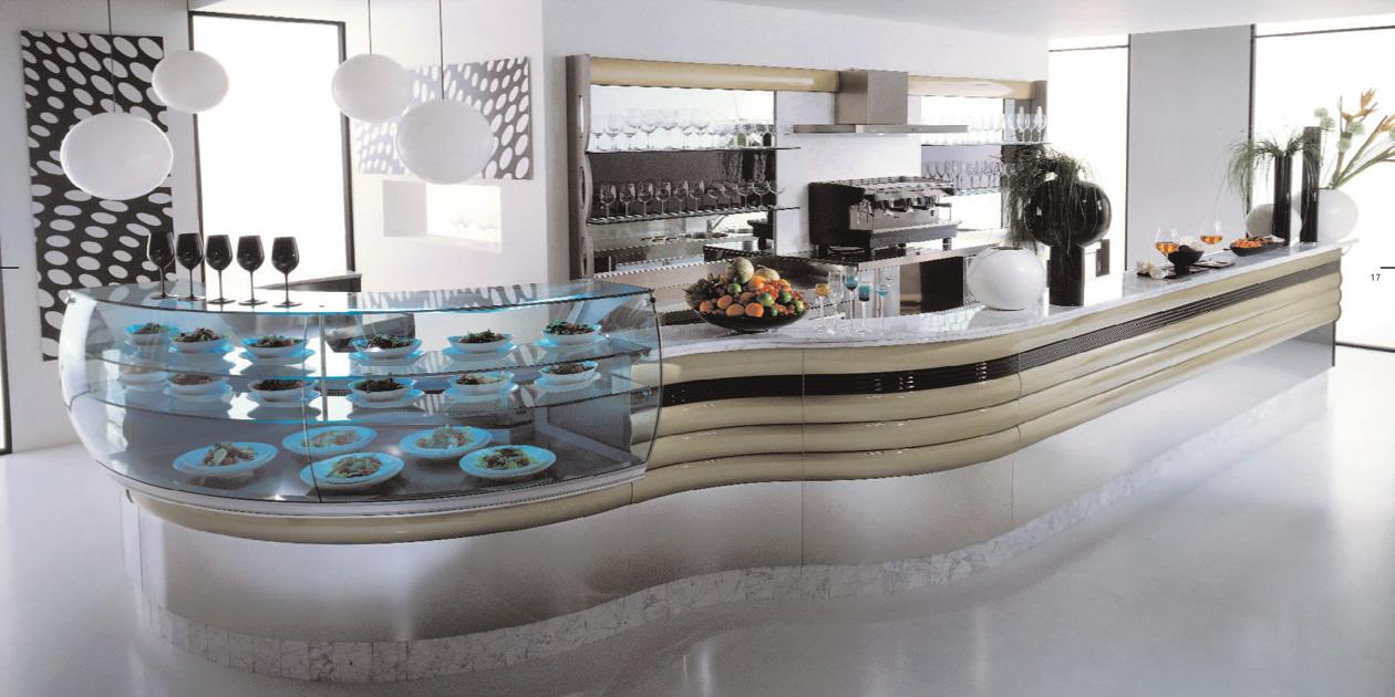 Bar16 arredamento roma tugj moderno 1480fb01 for Arredamenti per bar moderni